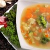 Organic Vegetable Soup Recipe